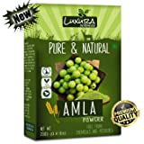Luxura Sciences Pure Amla Powder For Hair Growth 200 Grams.FSSAI Approved.