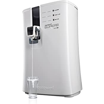 Eureka Forbes Aquaguard Superb Green 6.5-Litre RO Water Purifier (Black/White)