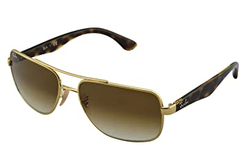 139a8c9a9a6 Ray Ban Sunglasses RB 3483 - 001 51 HAVANA - 60MM  Ray-Ban Free Next Day  Delivery on Prime Eligible Amazon Fashion ...