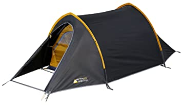 Vango Meteor 200 2 Person Tunnel Tent Anthracite Amazon.co.uk Sports u0026 Outdoors  sc 1 st  Amazon UK : tunnel tents uk - memphite.com