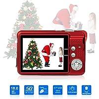 Digital camera, Digital Camera for Kids, Compact Digital Cameras 2.7 inch, Ddigital Camera 18MP…