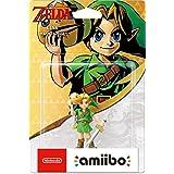 Amiibo Link Majora's Mask - The Legend of Zelda Collection