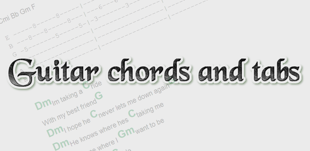 Guitar Chords And Tabs Amazon Appstore For Android