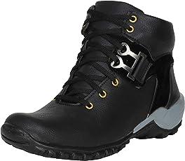 KWIKFIT Mesh Outdoor Sneakers Sport Shoes for Men/Boys |Multicolour