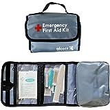FabaCare Erste Hilfe Set für Hunde, Haustiere und Menschen, 47 Teile in praktischer Tasche, Erste-Hilfe-Tasche für Tiere