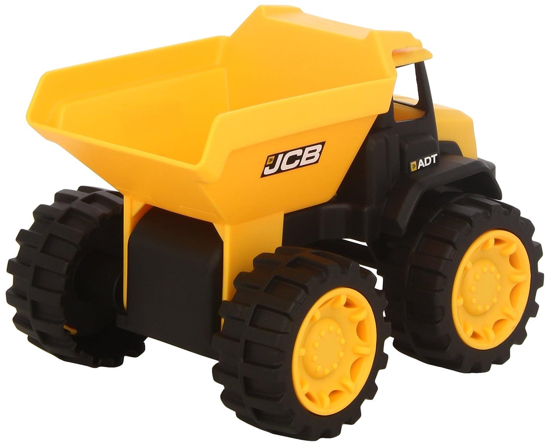 jcb 7 inch dump truck amazon co uk toys u0026 games