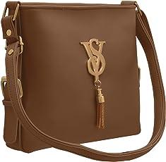 TAP FASHION Stylish Elegant Women's Sling Bag for Womens and Girls