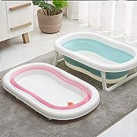 Sisliya Folding Baby Bath Tub Bucket (White)