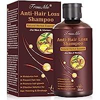 Shampoo Anticaduta, Ricrescita Capelli, Anti Hair Loss, Shampoo Ricrescita Capelli Uomo, Hair Loss Treatment, Hair…