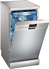 Siemens SR256I01TE Geschirrspüler Freistehend/A+++ / 188 kWh/Jahr / 2660 L/jahr / Dosier-Assistent; Wärmetäuscher; dreiteliges Filtersystem