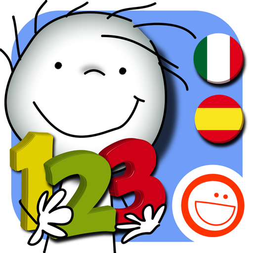 Niní aprende a contar en italiano