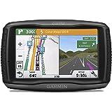 Garmin Zumo 595LM EU - Navegador GPS con mapas por Vida (Pantalla de 5 pulgadas, Mapa Europa Completo), Color Negro (Reacondi