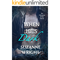 When He's Dark (The Olympus Pride Series Book 1) (English Edition)