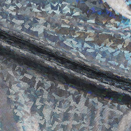 FIRSS-BH Damen Body Pailletten Bodysuit Langarm Elegant Strampler V-Ausschnitt Jumpsuit Overall Basic Playsuit Casual Bluse Sommer Top Unterziehshirt Bodycon Reizwäsche Outfit L - 7