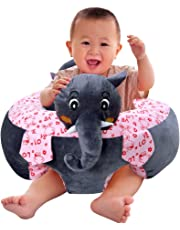 Besties Soft Plush Cotton Cushion Elephant Sofa Seat