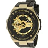 Casio G-shock Analog-Digital Gold Dial Men's Watch - GST-400G-1A9DR (G826)