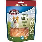 TRIXIE Chicken Filets Premio XXL Pack - Pour chien - 300g