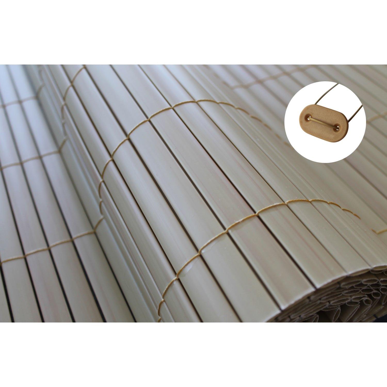Amazon TOP MULTI PVC Sichtschutz Matte für Balkon Garten 0