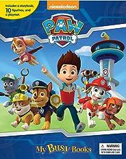 Paw Patrol My Busy Book