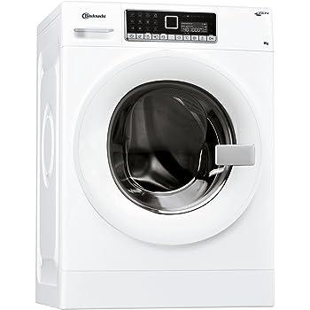 bauknecht wm trend 824 zen waschmaschine frontlader a b 1400 upm 8 kg wei extrem leise. Black Bedroom Furniture Sets. Home Design Ideas