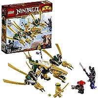 LEGO NINJAGO The Golden Dragon Building Blocks for Kids (171 Pcs)70666