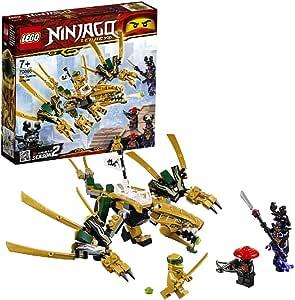 LEGO Ninjago - Il Dragone d'oro, 70666