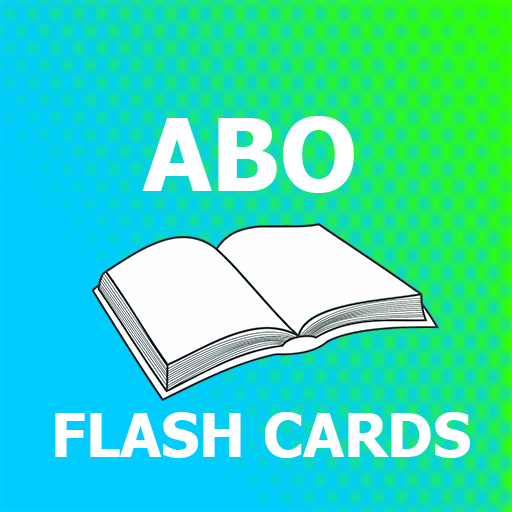 ABO FLASH CARDS 2018 Ed