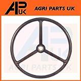 APUK 17.5' Steering Wheel with 1 1/4' Fine Spline compatible with Fordson Dexta & Super Dexta Tractor