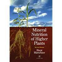 Mineral Nutrition of Higher Plants (Special Publications of the Society for General Microbiology)