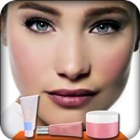 Gesichtsbehandlung für frische Haut