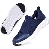 Basket Femme Mode Chaussures de Course Légères Chaussures de Marche Sport Running Respirantes Gym Fitness Sneakers…