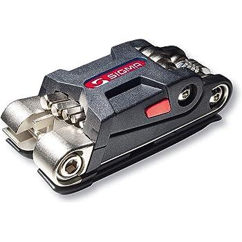 Sigma Sport Zubehör Pocket Tool Set Pt 16, schwarz, 15 x 8 x 8 cm