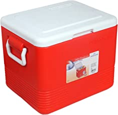 Princeware Insulated Chiller Ice Box 28 LTR (Red)
