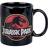 Close Up Z888095 JurASSic Park Mug ClASSic Logo Multicolore - Version Allemande