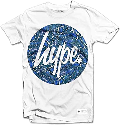 Hype Industries Rocks Circle Tee White T Shirt T-Shirt Herren Mens S M L XL