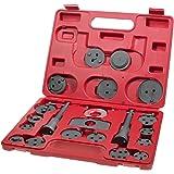 Bremskolbenrücksteller Bremsenrücksteller Rücksteller Werkzeug Bremsbacken-Set inkl. Koffer und 21 Adaptern