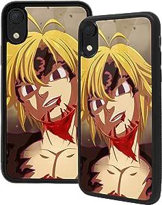 coque iphone 8 meliodas demon