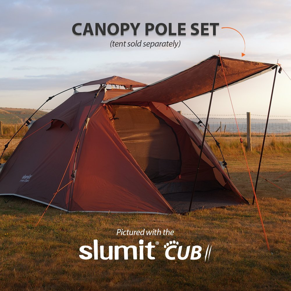 Slumit GOBI 3 Instant Tent 3 Man Waterproof Double Layer