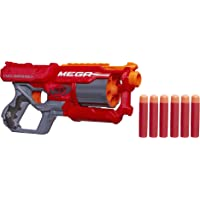 NERF N-Strike Mega CycloneShock, For Kids Ages 8 and Up