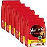 Senseo Regular / Classique, Nouveaux Design, Lot de 6, 6 x 48 Dosettes de Café