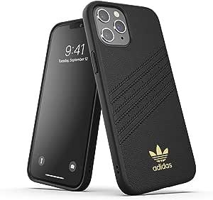 Adidas Hülle Entwickelt Für Iphone 12 Pro Max 6 7 Fallgeprüfte Hüllen Stoßfeste Erhöhte Kanten Original Premium Formgegossene Schutzhülle Schwarz Elektronik