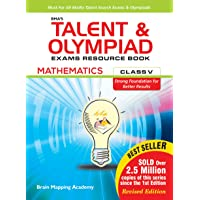 BMA's Talent & Olympiad Exams Resource Book for class-5 (Maths)-2019 Edition