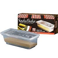Cuiseur Micro Ondes Riz, Pates et Légumes l'authentique fasta pasta breveté et fabriqué aux USA