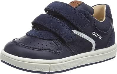 Geox Baby-Boy's B Trottola Low-Top Sneakers