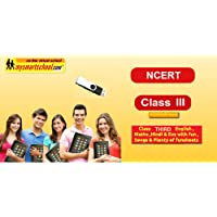 Class Third (III rd) CBSE NCERT USB Pendrive Course (Engilsh Maths Hindi Evs) with FUN Songs Plenty of FUNSHEETS All Lessons are Interactive Multimedia Video lessons with multiple Questions on the basis of CBSE Evaluation Blue Print