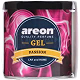 Areon Passion Gel Air Freshener for Car (80 g) (GCK07)