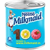 Nestlé MILKMAID Sweetened Condensed Milk, 400g Tin Pack