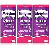 Henkel Metylan Direct behanglijm voor vliesbehang 200 g (3 per verpakking)