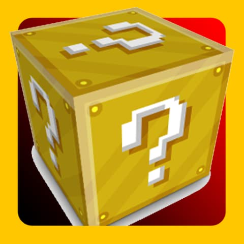 Lucky Gold Blocks Mod for