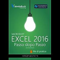 Excel 2016 Passo dopo Passo